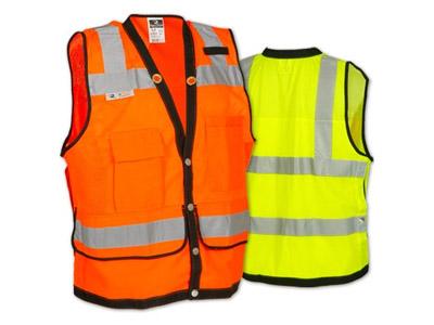 PTIS safety vest